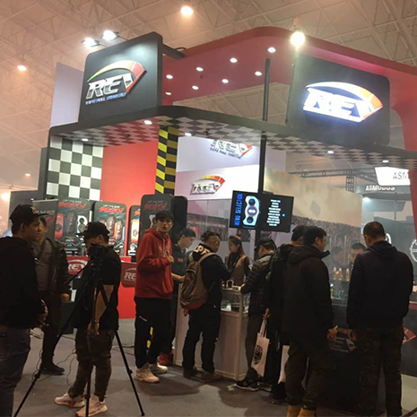 Vape Expo in Beijing and Birmingham Brought Major Success to Rev-Tech
